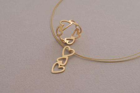 Χειροποίητα κοσμήματα SilverJewelleryPlus - δώρα αγάπης